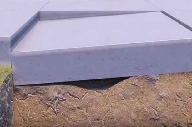 Slab-Lifting Foam 1