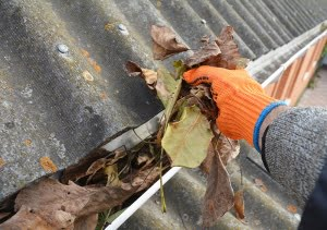 Clean Gutters Prevents Foundation Cracks, Problems, And Repairs - Childers Brothers Of Amarillo, TX