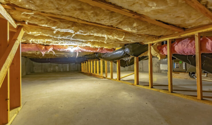 5 Important Considerations of a Crawlspace
