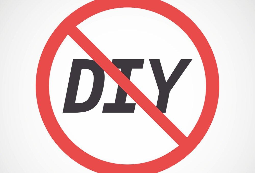 Reasons Not To DIY Slab Lifting Foam