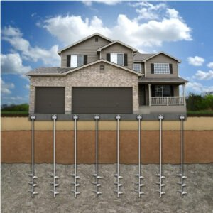 If you live in our Texas Service Area and you're interested in learning more about how helical piers can safeguard your home against extreme weather, contact Childers Brothers