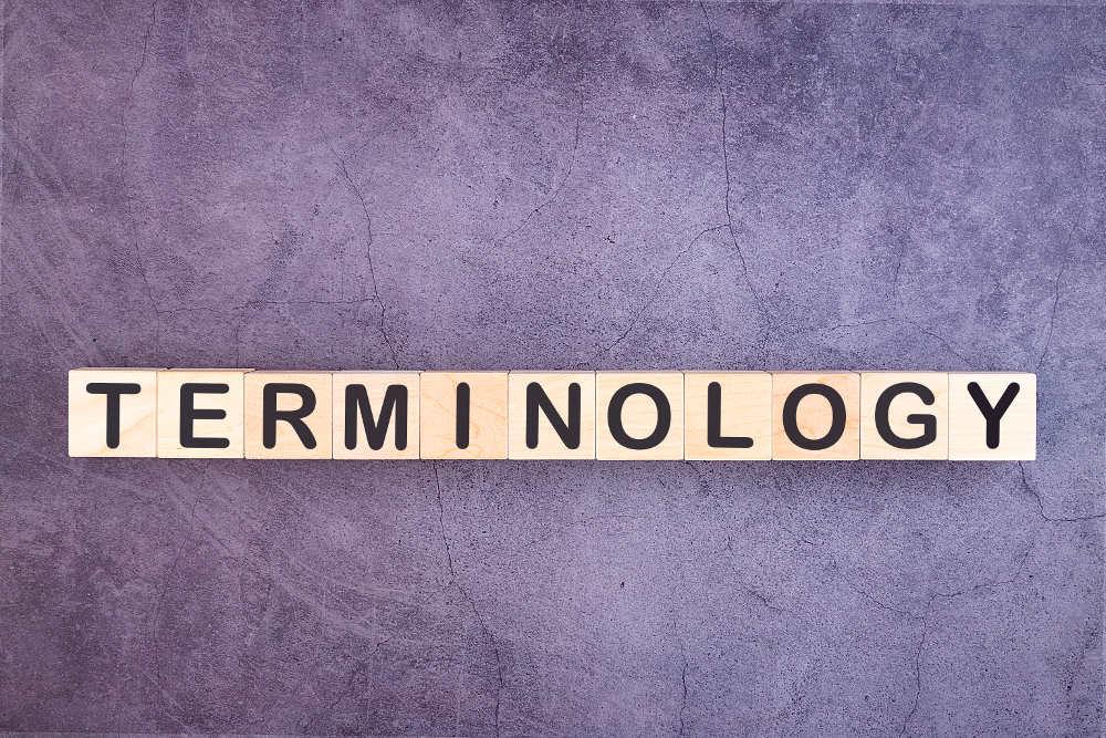 Concrete Terminology 101