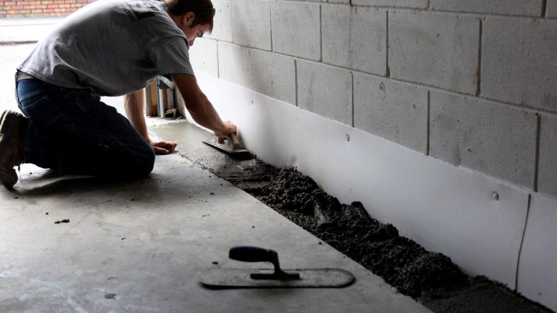 Exterior Foundation Waterproofing