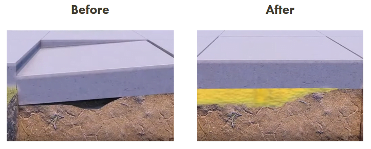 Can a Sinking Slab Foundation Be Fixed 3