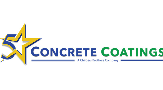 5-Star Concrete Coatings Logo